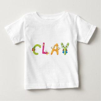 Clay Baby T-Shirt