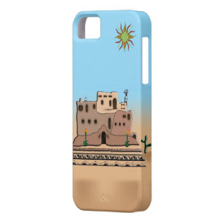 Clay House iPhone 5 Covers
