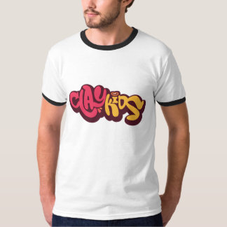 Clay Kids logo T-Shirt
