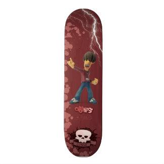 Clay Kids - Skateboard Robbie