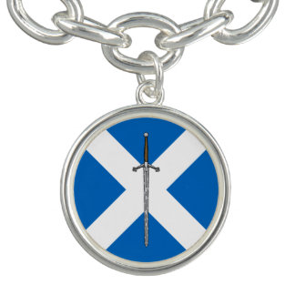 Claymore and Saltire