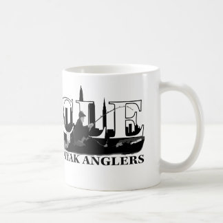 CLE Kayak Anglers Coffee Mug