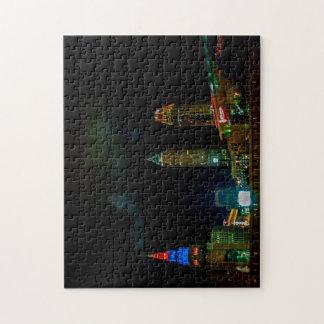 CLE Skyline Jigsaw Puzzle