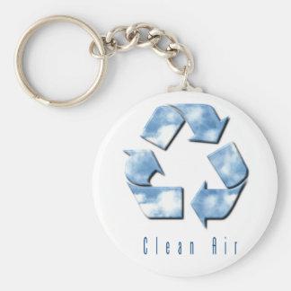 Clean Air Keychain