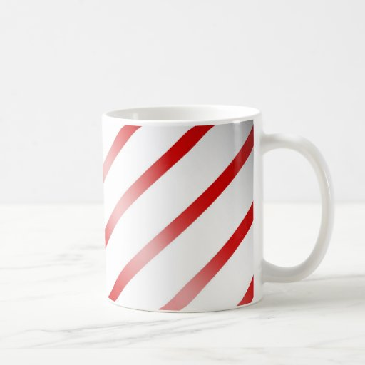 Clean Candy Cane Mugs