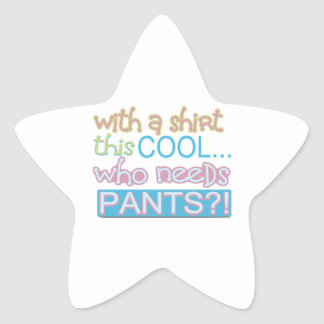 Clean Cute Humor Sticker
