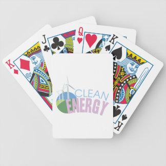Clean Energy Card Decks