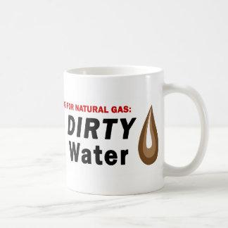 Clean Energy; Dirty Water Mug