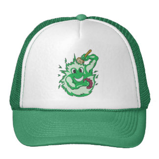 Clean Energy Green Colored Hats