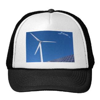 Clean Energy Mesh Hats