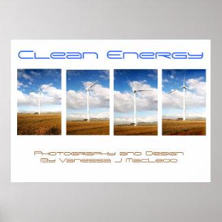 Clean Energy II Poster