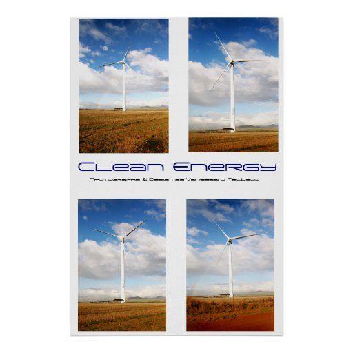 Clean Energy IV Poster