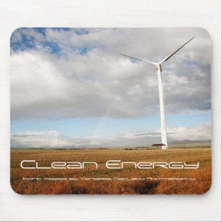Clean Energy MousePad