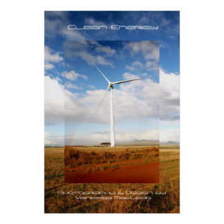 Clean Energy Posters