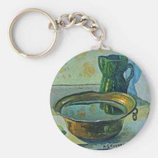 Clean Hands - Antonio Sicurezza Keychain