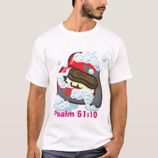 clean-heart, Psalm 51:10 T-Shirt