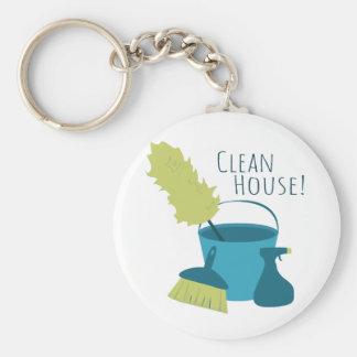 Clean House! Key Chains