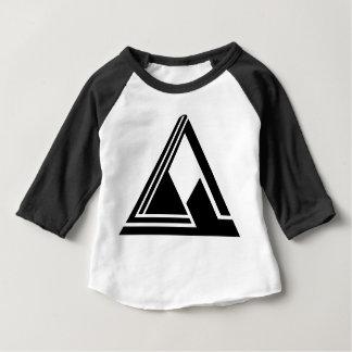 Clean N Simple Tri Logo Baby T-Shirt