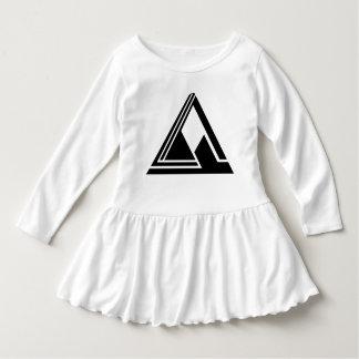 Clean N Simple Tri Logo Dress