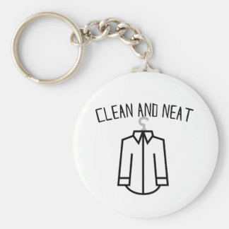 Clean & Neat Key Chains