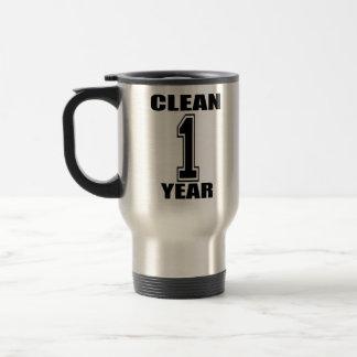 Clean One Year Travel Mog Travel Mug
