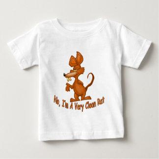 Clean Rat Baby T-Shirt