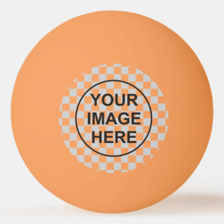 Clean template orange