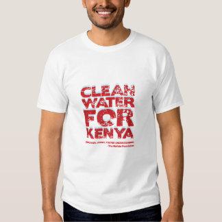Clean water for Kenya Tees
