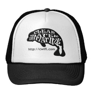 Clean Water Initiative of FLorida Hat