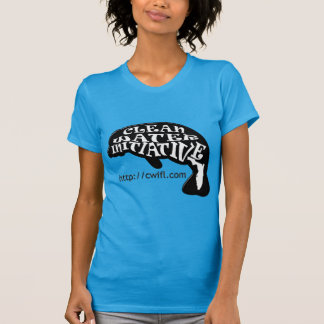 Clean Water Initiative of FLorida T-shirt