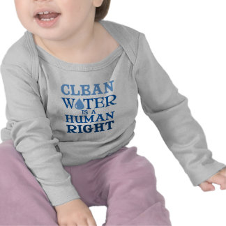 Clean Water Tshirt