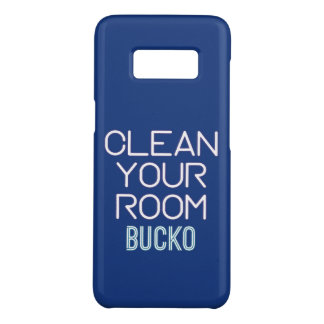 Clean Your Room Bucko Case-Mate Samsung Galaxy S8 Case