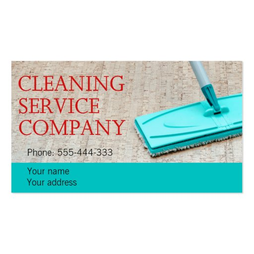 Cleaning service business card templates zazzle for Cleaning business cards templates free