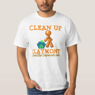 Cleanup Claymont T-Shirt