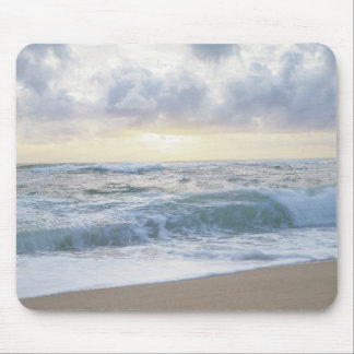Clear Beach Day Mouse Pad
