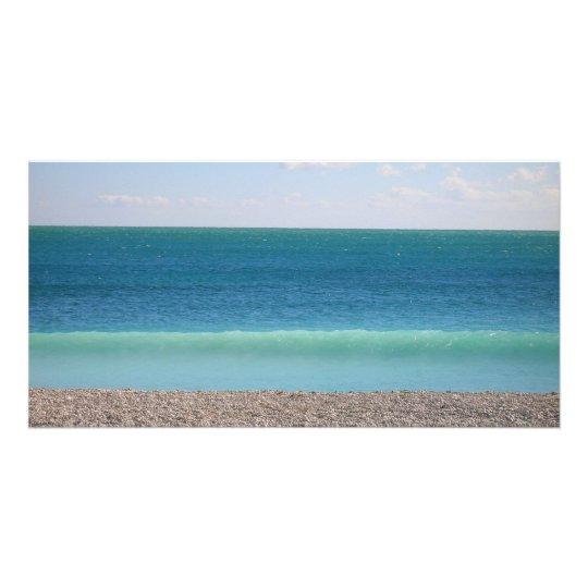 Clear Blue Sea photocard Card