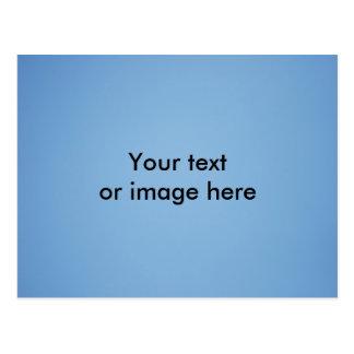 Clear blue sky photo template postcards