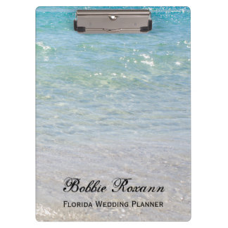 Clear Blue Water Clipboards
