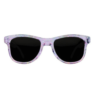 Clear Costume Premium Smoke iFractal Fashion Sunglasses
