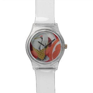 Clear, Crane Watch