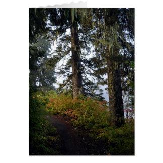 Clear Lake Trail Card