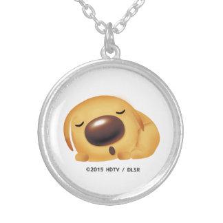 Clear necklace (in happy dog & u Happy dog & NigNi