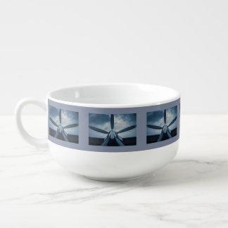 Clear Prop! Soup Mug