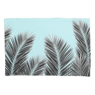 Clear Skies Palm Pillowcase
