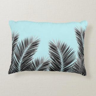 Clear Skies Palm Pillowcase Decorative Cushion