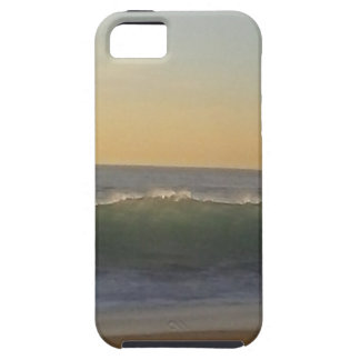 clear summer wave iPhone 5 covers