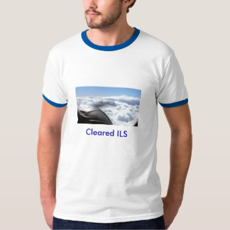 Cleared ILS T Shirt