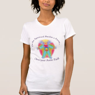 Clearn Your Aura T-Shirt