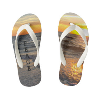 CLEARWATER BEACH FLIP-FLOPS! KID'S THONGS