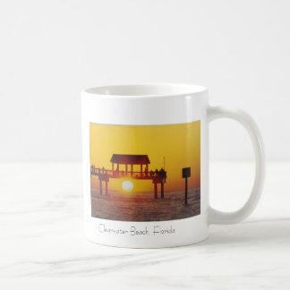 Clearwater Beach, Florida Coffee Mug